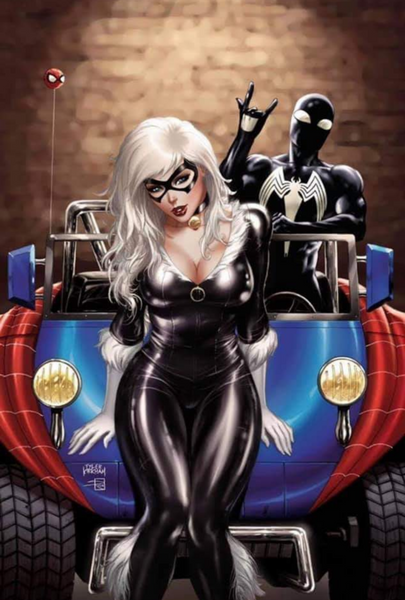 SYMBIOTE SPIDER-MAN #1 TYLER KIRKHAM COVER EXCLUSIVE