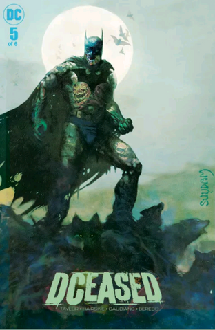 DCEASED #5 (OF 6) Arthur Suydam EXCLUSIVE