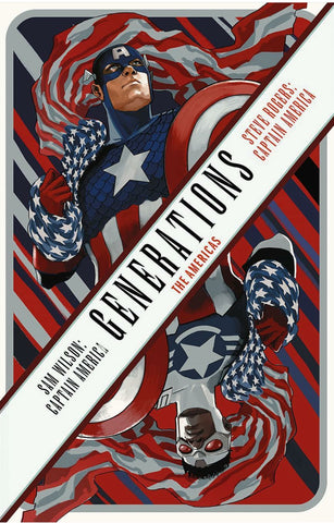 GENERATIONS CAPTAIN AMERICAS #1 FRIED PIE EXCLUSIVE