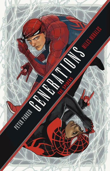GENERATIONS MORALES & PARKER SPIDER-MAN #1 FRIED PIE VARIANT