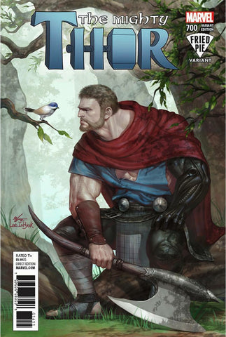 MIGHTY THOR #700 INHYUK LEE FRIED PIE EXCLUSIVE