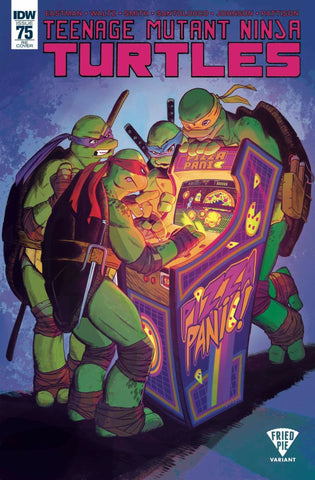 TMNT ONGOING #75 FRIED PIE EXCLUSIVE