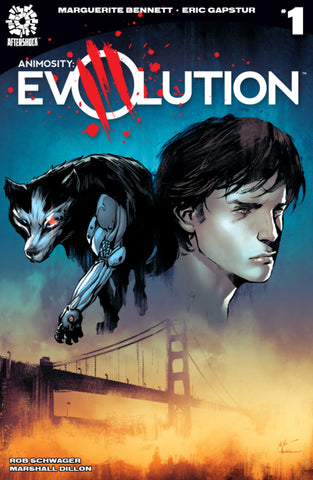 ANIMOSITY EVOLUTION #1 FRIED PIE EXCLUSIVE