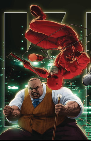 MARVEL KNIGHTS 20TH #1 (OF 6) ANDREWS CONNECTING VAR