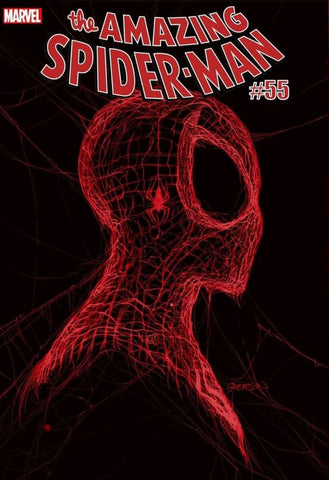 AMAZING SPIDER-MAN #55 LR SECOND PRINTING