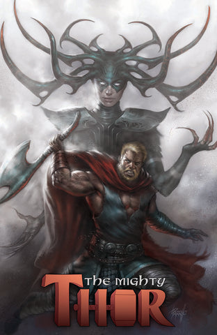 MIGHTY THOR #700 LUCIO PARRILLO COMICXPOSURE EXCLUSIVE