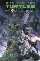 TEENAGE MUTANT NINJA TURTLES GHOSTBUSTERS TP