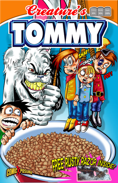 TOMMY #2 COMICXPOSURE EXCLUSIVE