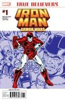TRUE BELIEVERS ARMOR WARS #1