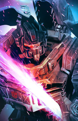 TRANSFORMERS 84 SECRETS & LIES #2 (OF 4)  JOHN GIANG VIRGIN EXCLUSIVE