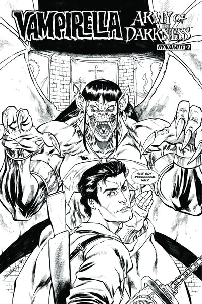 VAMPIRELLA ARMY OF DARKNESS #2 (OF 4) CVR C 10 COPY INCV