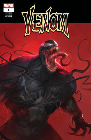 VENOM #1  MATTINA COMICXPOSURE EXCLUSIVE