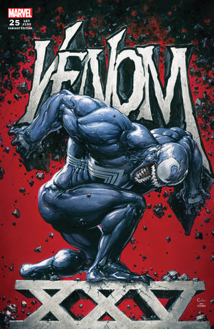 VENOM #25 CLAYTON CRAIN EXCLUSIVE