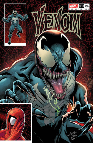 VENOM #29 WILL SLINEY EXCLUSIVE