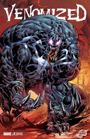 VENOMIZED #1 (OF 5) COMICXPOSURE MIKE DEODATO EXCLUSIVE