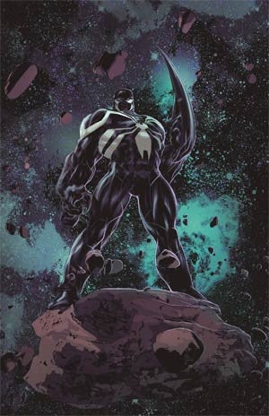 VENOM SPACE KNIGHT #1 DEODATO VAR