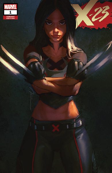 X-23 #1 COMICXPOSURE GERALD PAREL
