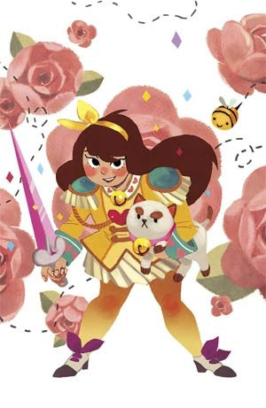 Bee And Puppycat #1 Cover F Phoenix Con Exclusive Cover