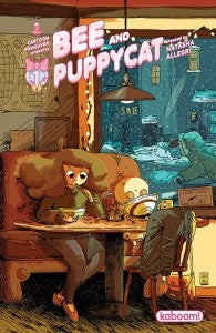 Bee And PuppyCat #1 Cover B