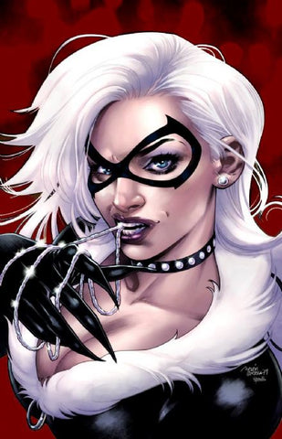 BLACK CAT #1 BELAN ORTEGA VIRGIN EXCLUSIVE COVER