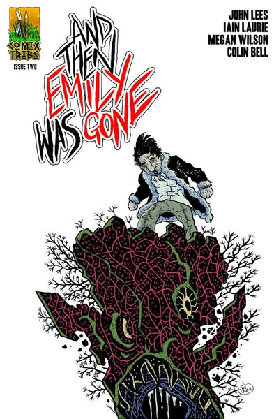 And Then Emily Was Gone #2 Cover B