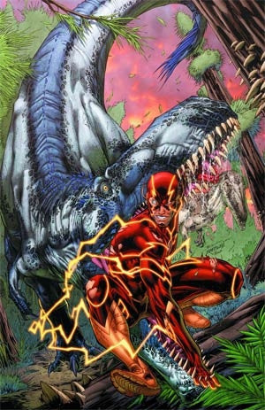 Flash Vol 4 #36 Cover A