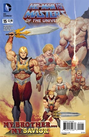 He-Man And The Masters Of The Universe Vol 2 #15