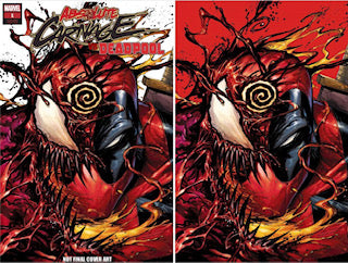 ABSOLUTE CARNAGE #1 (OF 5) TYLER KIRKHAM  2 PACK EXCLUSIVE