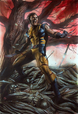 RETURN OF WOLVERINE #1 (OF 5) MARK BROOKS 3 PACK EXCLUSIVE
