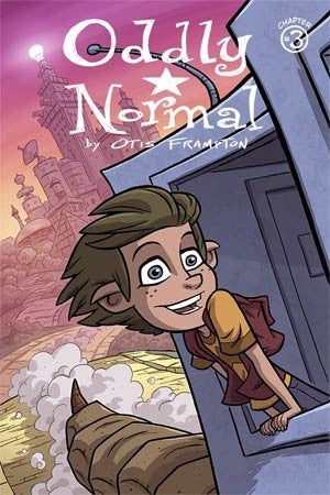 Oddly Normal Vol 2 #3 Cover A