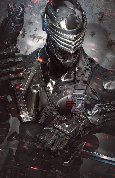 SNAKE EYES DEADGAME #1 JOHN GIANG VIRGIN EXCLUSIVE