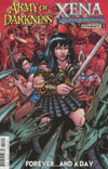 AOD XENA FOREVER AND A DAY #1 (OF 6) CVR B FERNAND