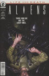 ALIENS LIFE  DEATH #1 COVER A 1st PRINT