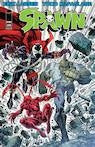 SPAWN #266 COVER A 1ST PRINT LARSEN