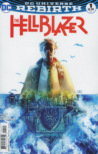 HELLBLAZER VOL 2 #1 COVER B VARIANT