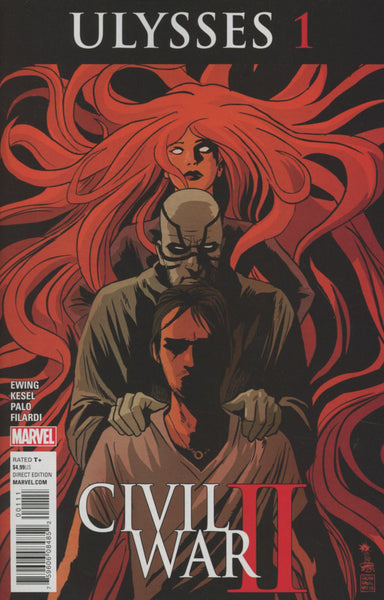 CIVIL WAR II ULYSSES #1 COVER A 1st PRINT
