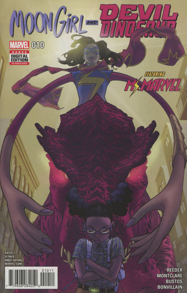 MOON GIRL & DEVIL DINOSAUR #10 COVER A 1st PRINT