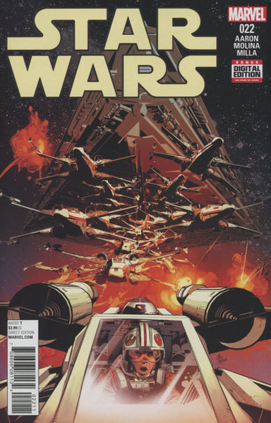 STAR WARS #22 COVER A 1st PRINT