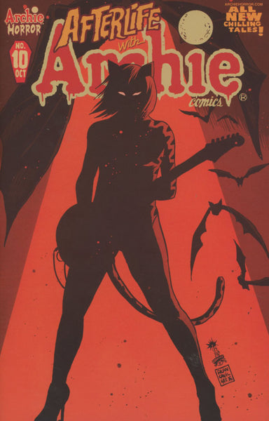 AFTERLIFE WITH ARCHIE #10 COVER A 1st PRINT FRANCAVILLA