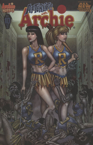 AFTERLIFE WITH ARCHIE #10 COVER B BALENT VARIANT