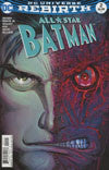 ALL STAR BATMAN #2 COVER A 1st PRINT
