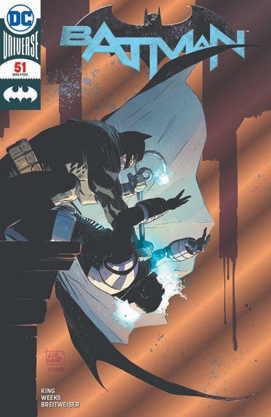 BATMAN #51 FOIL EXCLUSIVE