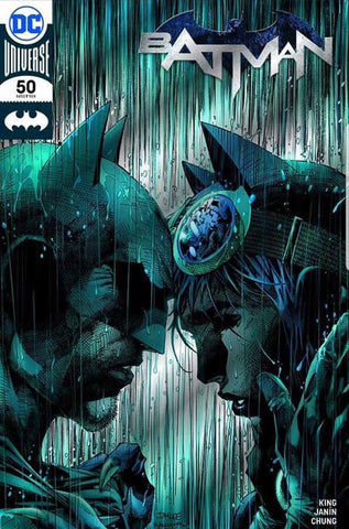BATMAN #50 FOIL EXCLUSIVE