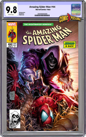 AMAZING SPIDER-MAN #44 PHILIP TAN CGC EXCLUSIVE