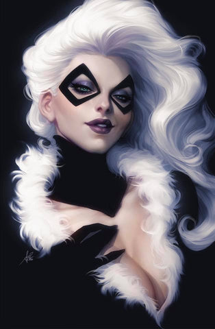 BLACK CAT #1 ARTGERM VIRGIN VAR