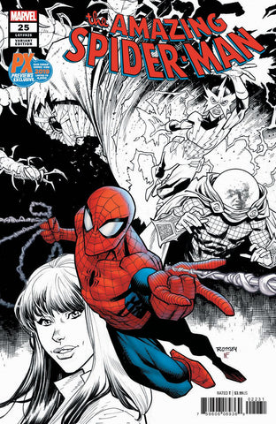 SDCC 2019 AMAZING SPIDER-MAN #25