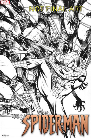 SPIDER-MAN #1 (OF 5) MCGUINNESS VAR