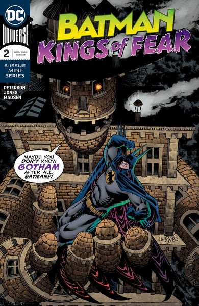 BATMAN KINGS OF FEAR #2 (OF 6)