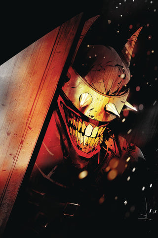 BATMAN WHO LAUGHS #1 DF SGN SNYDER