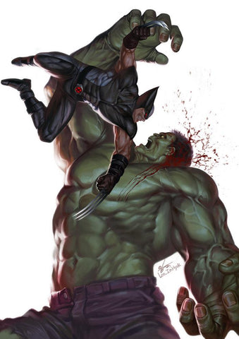 IMMORTAL HULK #17 UNKNOWN INHYUK LEE VIRGIN EXCLUSIVE